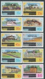 1980 Nevis Mi 1/10 dopl.