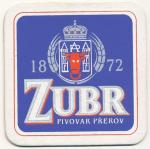 ZUBR pivovar Přerov
