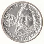 1998 Dvousetkoruna - 200 Kč  Přemysl Otakar