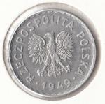 1949  1 Zloty