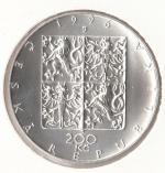 1996  200 Kč Česká filharmonie