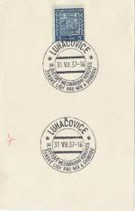1937 PR 37/68 LUHAČOVICE IX. světový mezinárodní kongres ženské ligy