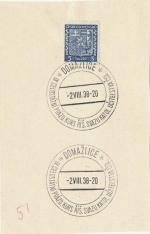 1938 PR 38/99 Domažlice  IX Celostátní kurz katol. učitelstva