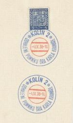 1938 PR 38/110 Kolín2 Odhalení pomníku K. Kramáře
