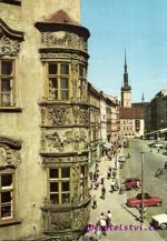 Olomouc-náměstí Rudé armády