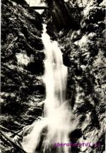 Slovenský Raj - vodopát v rokli Kysel