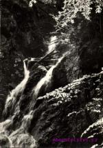 Slovenský Raj - Závojový vodopád
