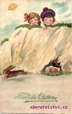 Velikonoční- děti