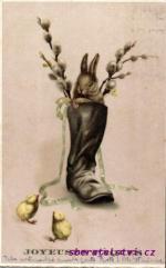Zájíc- velikonoční