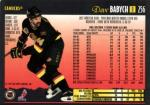 D-256  Dave Babych - Vancouver Canucks