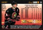 D-161  Brad Shaw - Ottawa Senators