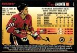 RW-5  Tony Amonte - Chicago Blackhawks