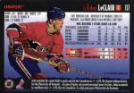 C-117  John LeClair - Montreal Canadiens
