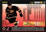 D-272  Jeff Brown - Vancouver Canucks