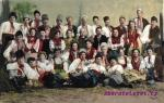 Ukrajina - kroje
