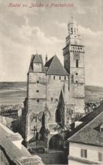 Prachatice- kostel sv. Jakuba