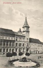 Prachatice- radnice