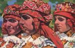 J. Uprka- Dívky z Mařatic