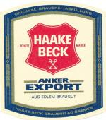 Haake Beck - Anker Export