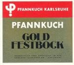 Pfannkuch - Gold Festbock