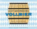 Echt Bayerisches Vollbier