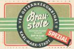 Karl-Marx Stadt - Braustolz