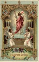 Velikonoční- andělé