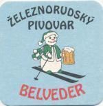 Žel. Ruda - Železnorudský pivovar Belveder