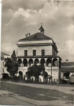 Banská Bystrica- muzeum SNP
