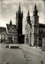 Klatovy- Jesuitský kostel
