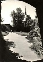 Klatovy- staré hradby