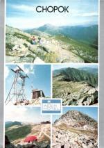 Nízké Tatry- Chopok