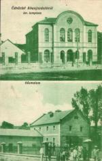 Abaujszántorol - synagoga - Maďarsko