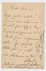 1905, Jedownitz / Jedovnice