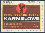 Piwo Karmelowe - Jedrzejów