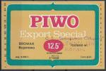 Piwo Export - Bojanowo