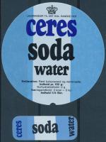 Soda Water - Ceres