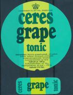 Grape Tonic - Ceres