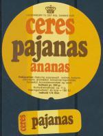 Pajanas Ananas - Ceres