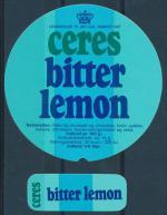 Bitter Lemon - Ceres