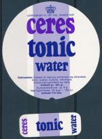 Tonic Water - Ceres