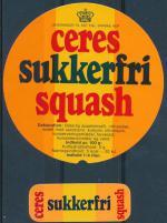 Sukkerfri Squash - Ceres