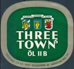 Three Towns Öl II B - Pripp