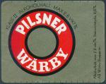 Pilsner - Warby