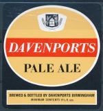 Davenports Pale Ale