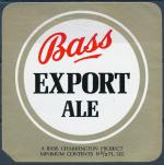 Bass Export Ale