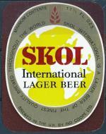 Skol Lager Beer