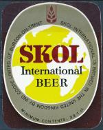 Skol Beer