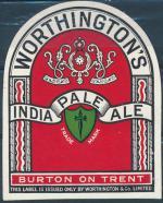 Worthington´s India Pale Ale