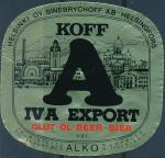 Koff A IV A Export Olut
